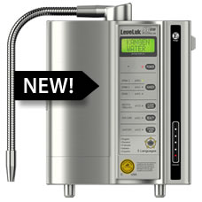 Enagic Leveluk SD501 PLATINUM 5-Language Kangen water
